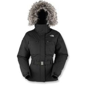 The North Face Atlantic Goose Down Parka